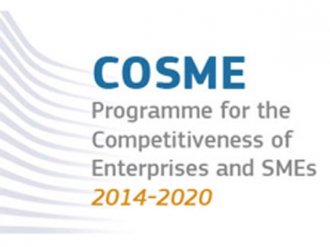 Info day about COSME and Horizon 2020