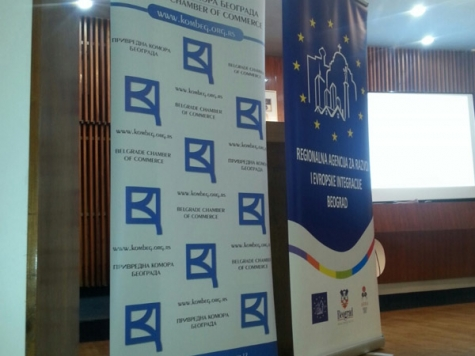Programs to support the SME sector represented businessmen at Vozdovac